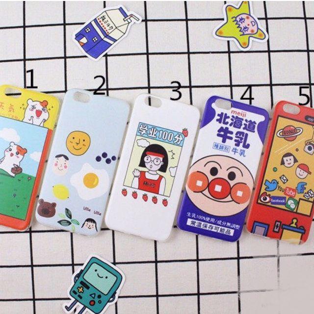 日本 卡通 麵包超人 Iphone 6s/6s+ 透明邊框 全包邊 矽膠 軟殼 手機殼