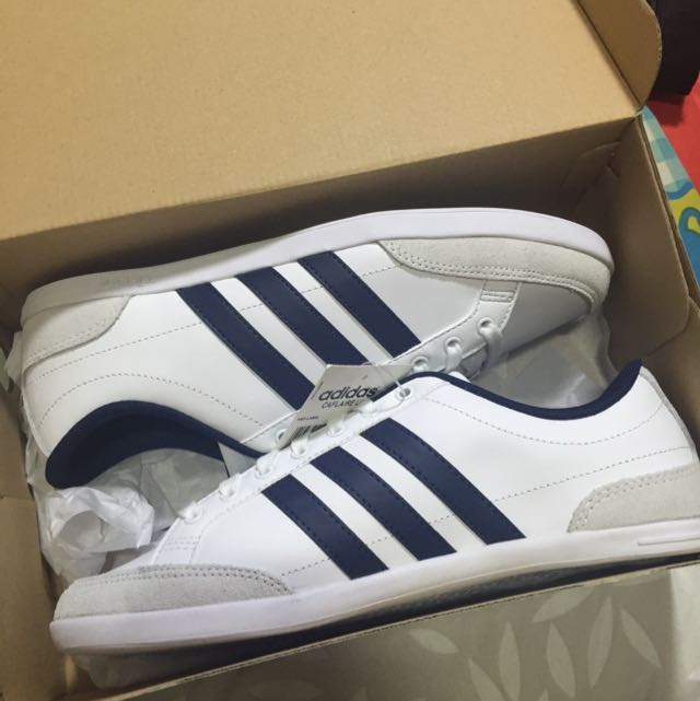 Adidas Neo Caflaire Lo, Men's Fashion, Footwear on Carousell