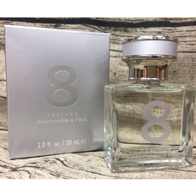AF a&f Abercrombie & Fitch 8 PERFUME 8號香水 30ml