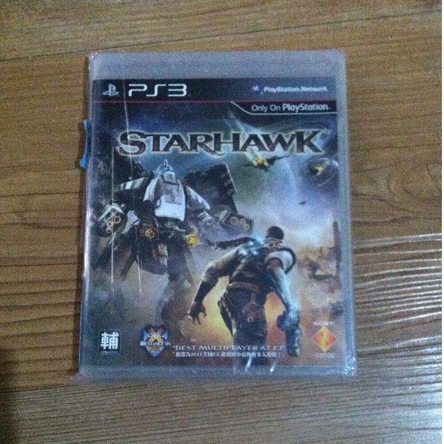 bd game PS3 Star Hawks