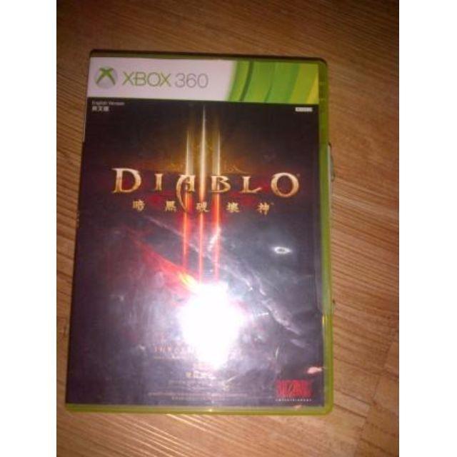 bd game Xbox360 Diablo 3