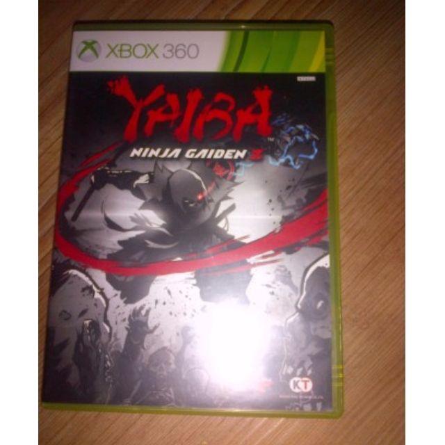 bd game Xbox360 Ninja Gaiden Yaiba