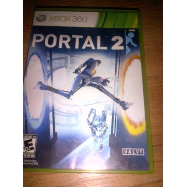 bd game Xbox360 Portal 2