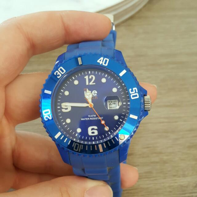 BLUE ICE WATCH