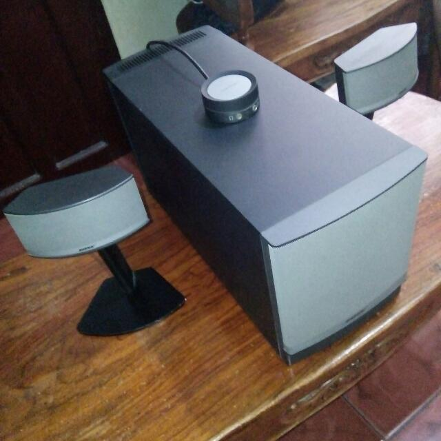 bose multi media speaker