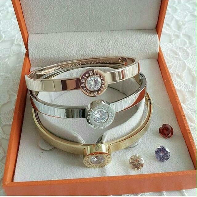 Bvlgari Ring - Premium Quality