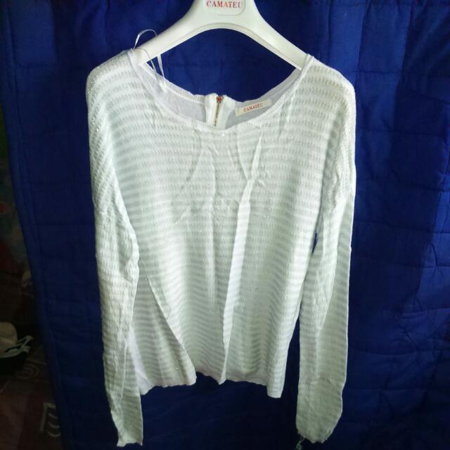 Camaieu Knitted Long Sleeves
