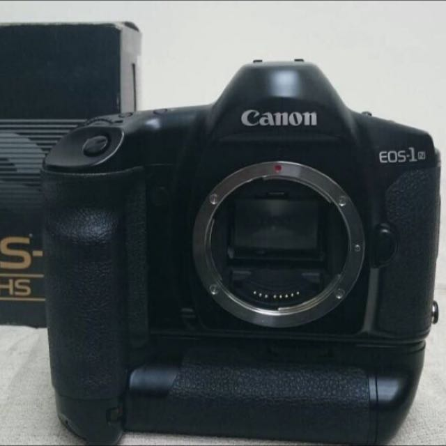 Canon eos-1nhs