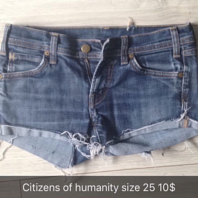 Citizens Of Humanity Shorts