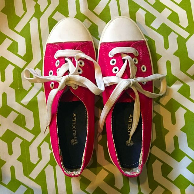 Cute Pink Huxley Yzel Sneakers
