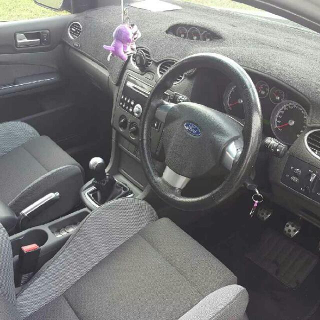 Ford Xr5 Turbo
