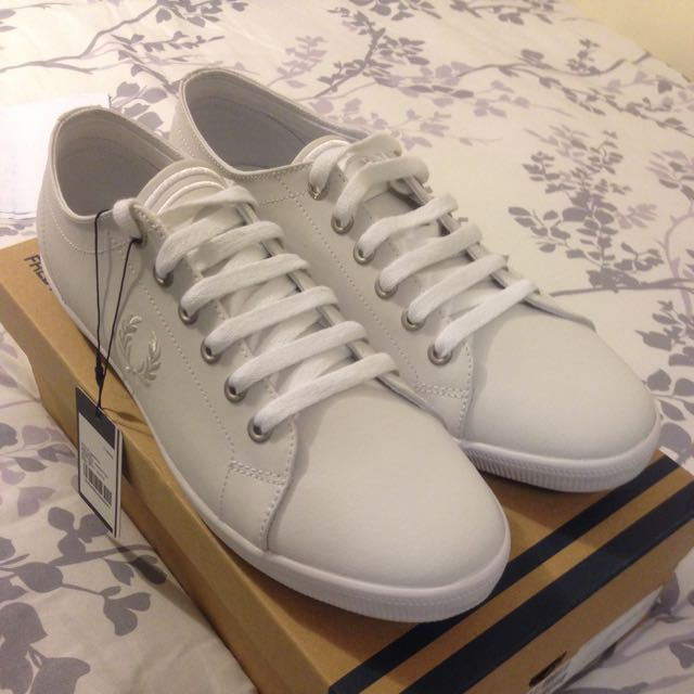 Fred Perry Sneakers Size 9 (UK 7)