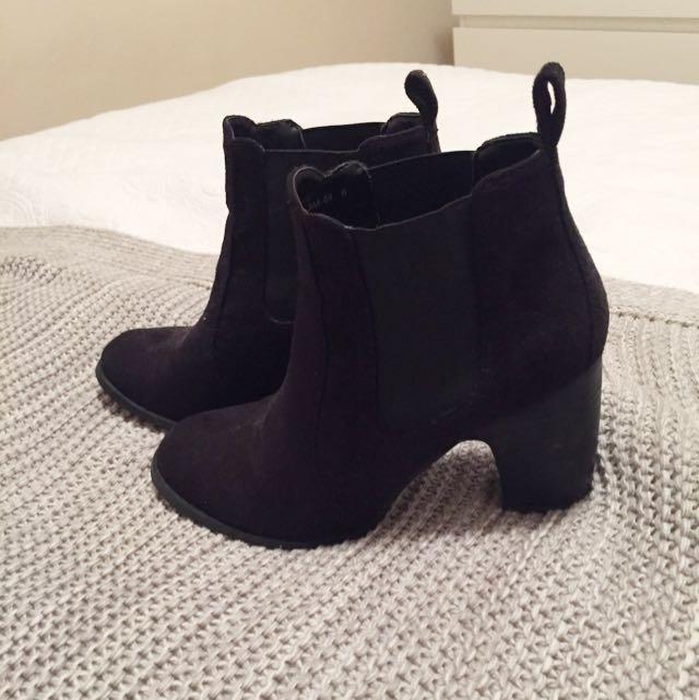 Genuine Verali Heeled Boots