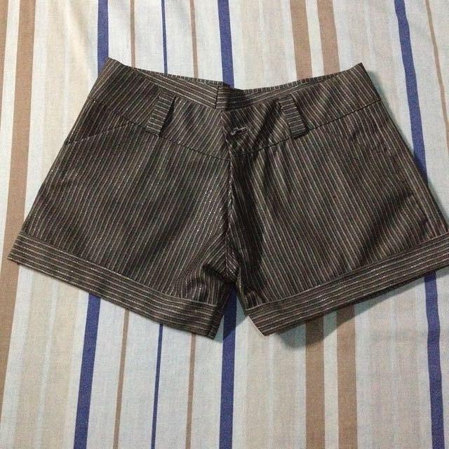 Glittered Shorts