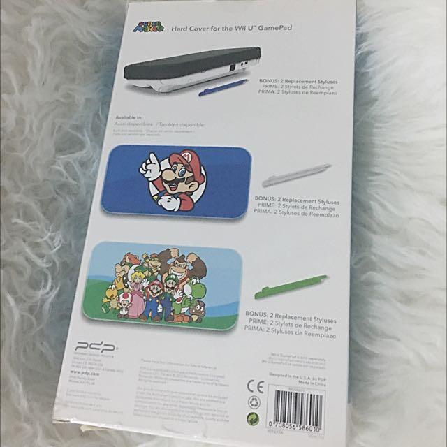 Hard Cover For WiiU Game Pad