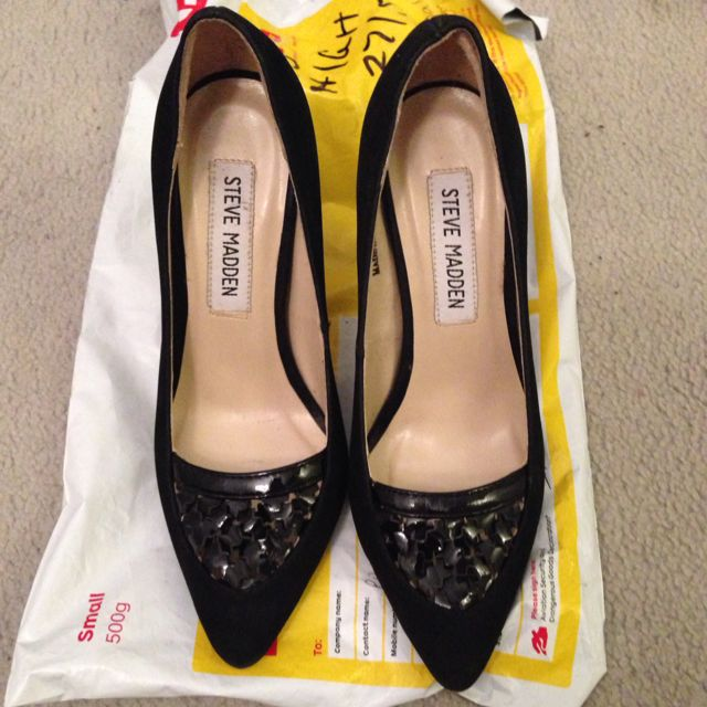 Steve Madden High Heel Shoes Size 5