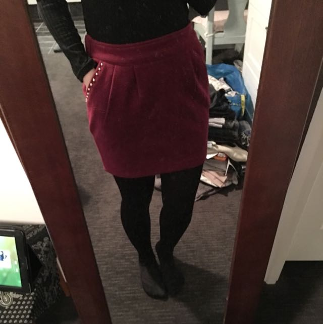 High waist tight Skirt