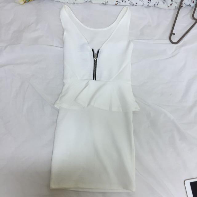 H&M包臀連身裙