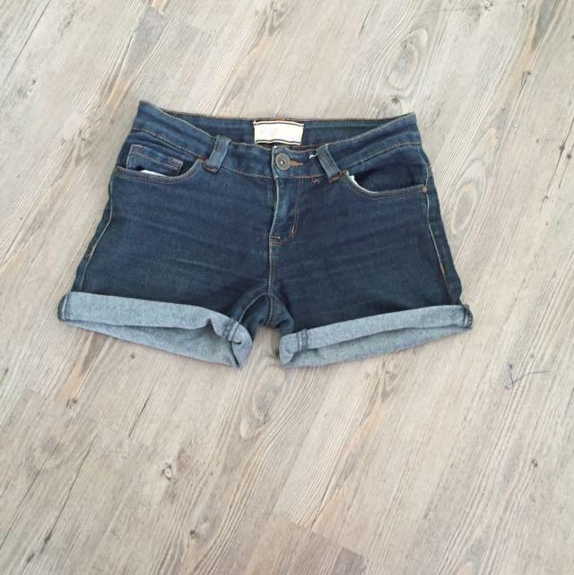 🌸Jean Short Shorts Ardenes🌸
