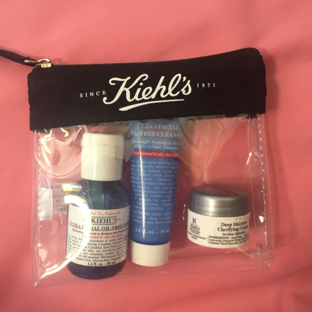 Kiehls Package