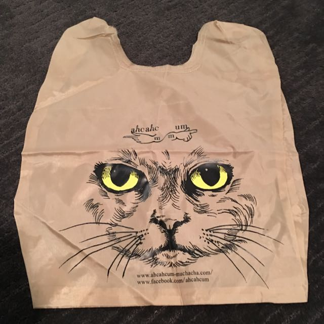 Kitten Tote Bag