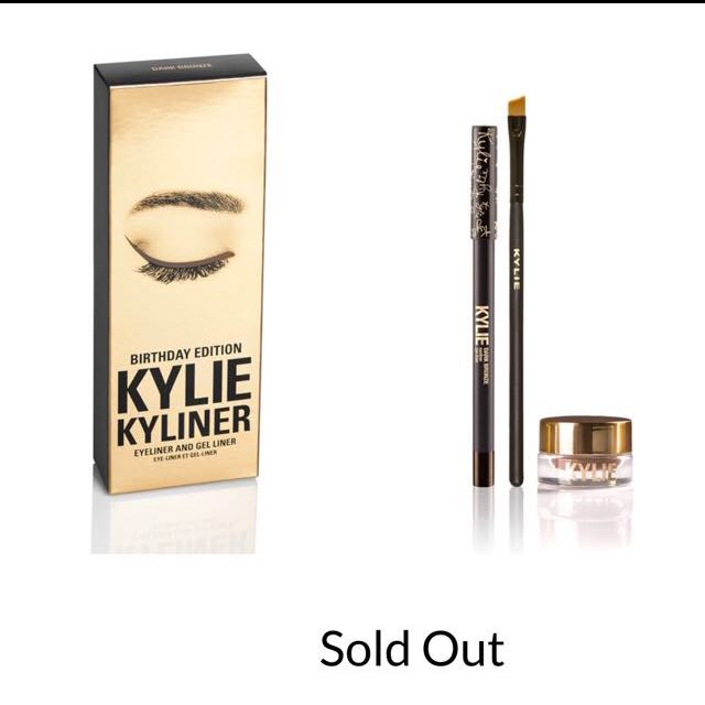 Kylie Kyliner Birthday Edition