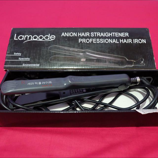 LAMOODE Professional Hair Iron