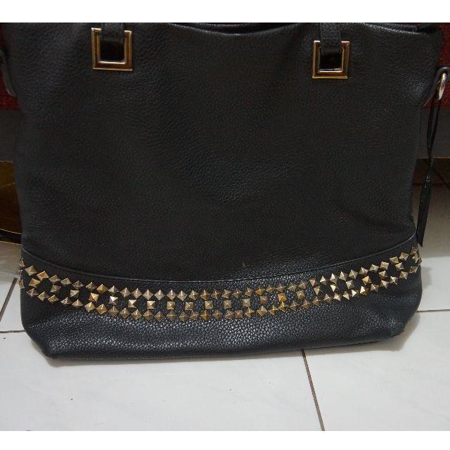 Les Femmes Bag (Black) - Preloved