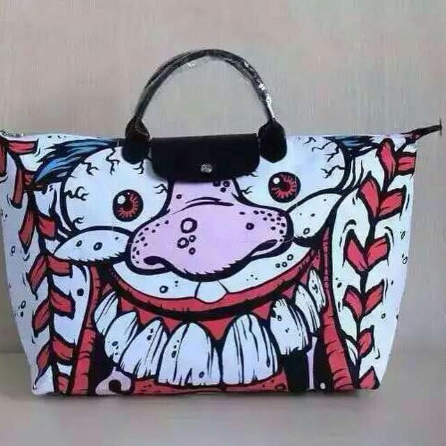 Longchamp Jeremy Scott Authentic!!