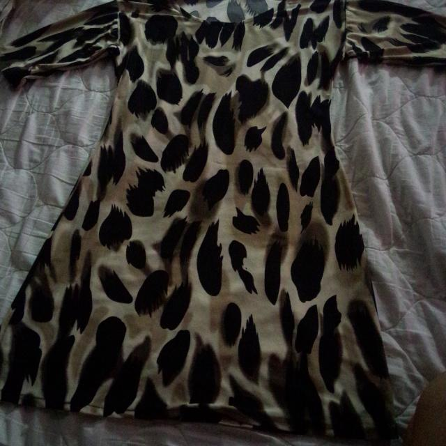 My Zibra Dress