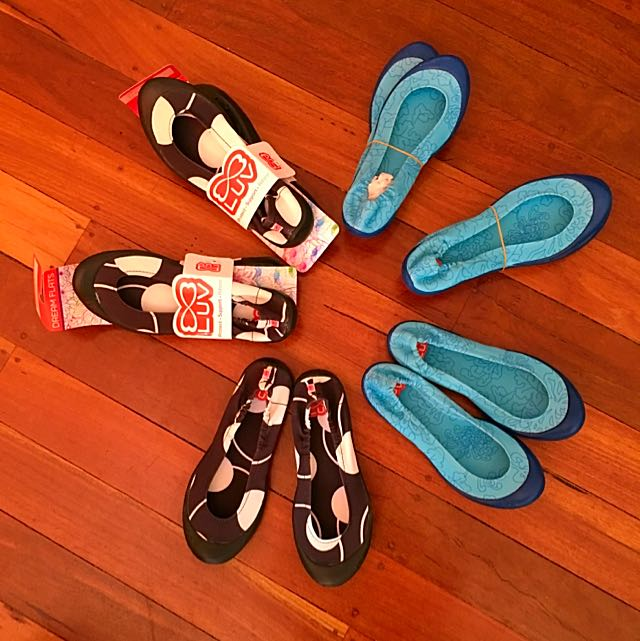 New Luv Flat Shoes RRP $29