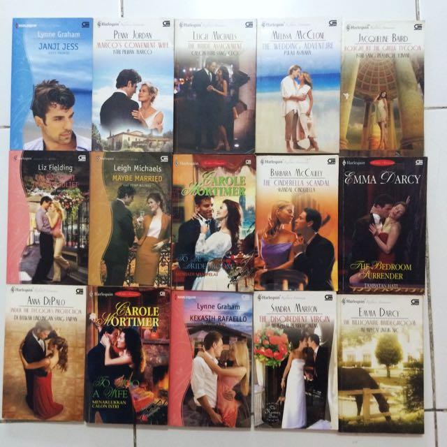 Novel Percintaan