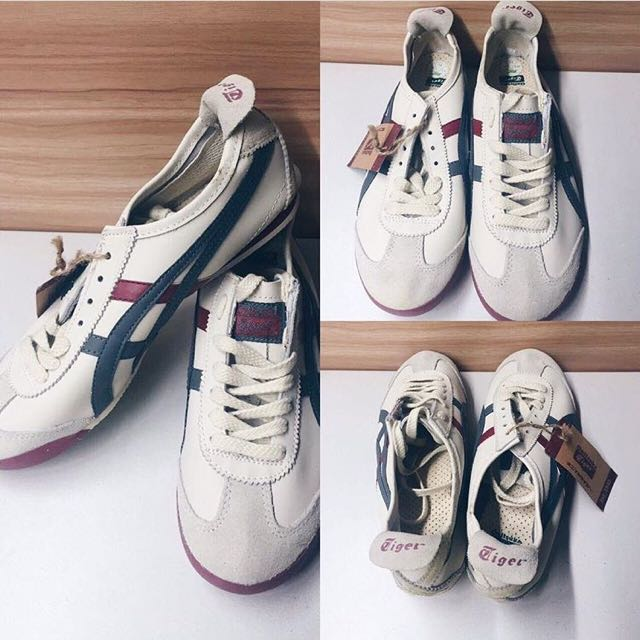best cheap cb0d9 6e7c0 Onitsuka Tiger sneakers, Men's Fashion, Footwear on Carousell