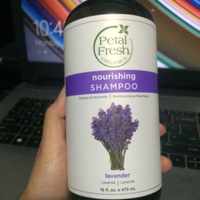 Petal Fresh Nourishing Shampoo