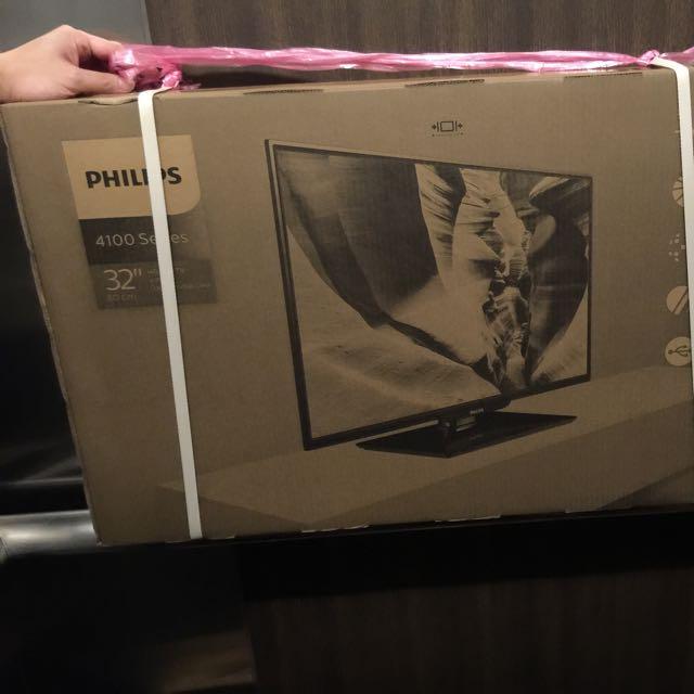 Philips LED TV 24PHA4110S - YouTube