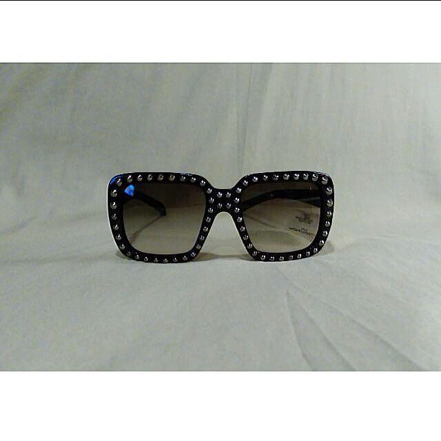 Prada Studded Women's Sunglasses (SOLD PENDING PAYMENT)