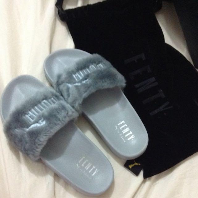 Puma Slides Rihanna