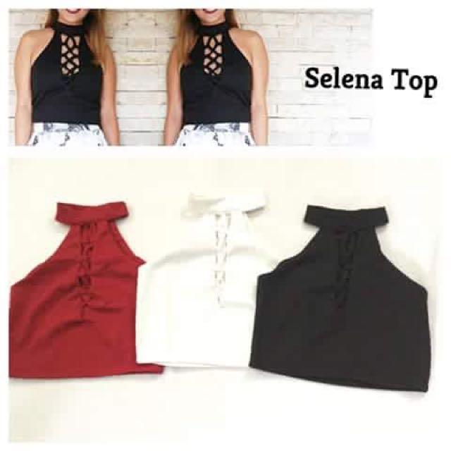 Selena top