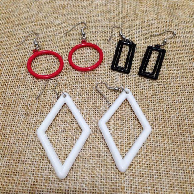 Shape Earrings