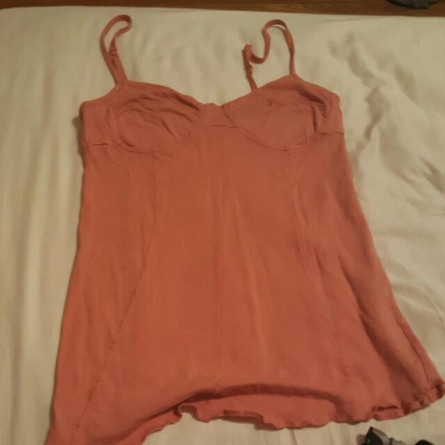 Small Bustier Top