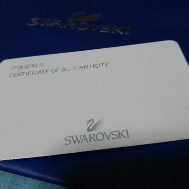 Audaz Mimar jugar  Swarovski Crystal Starlight Agenda Pen Light Lilac, Books & Stationery,  Stationery on Carousell