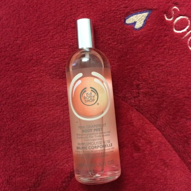 The Body Shop Pink Grapefruit Body Mist