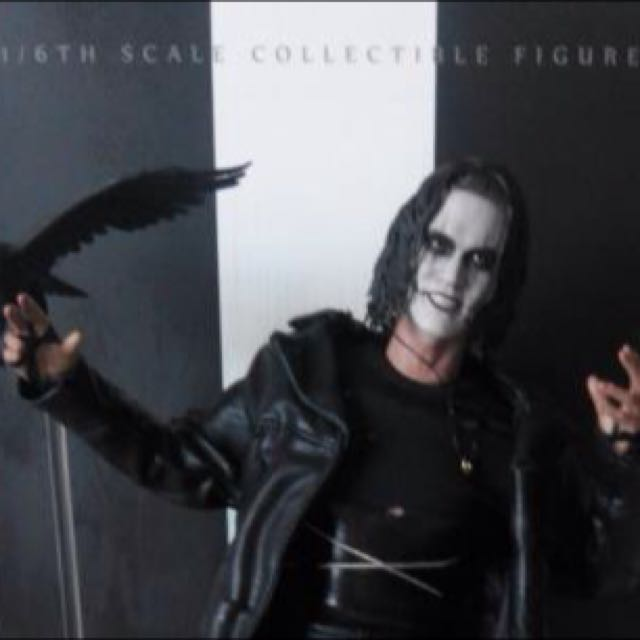 The Crow Hot Toys