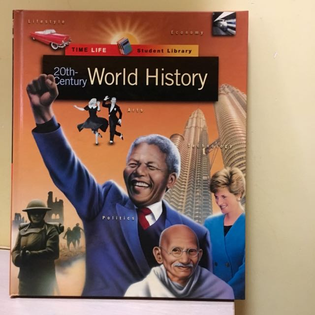 Time-life Student Library: 20th Century World History