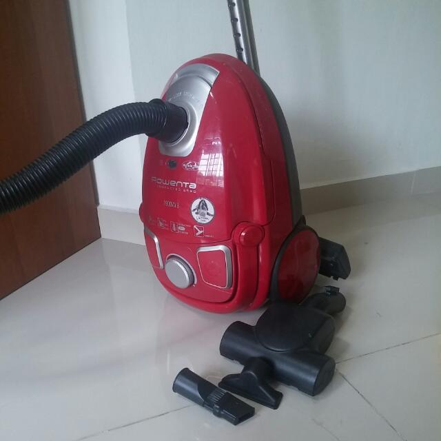 Vacuum cleaner With BOX