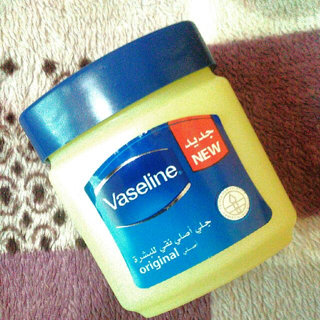 Vaseline Petroleum Jelly 100% Original