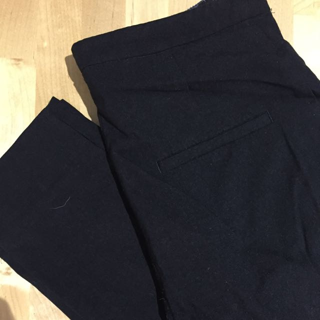 Veronica Maine Work Pants Navy Size 6