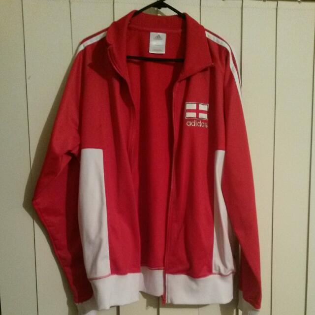 Vintage Adidas England Track Jacket