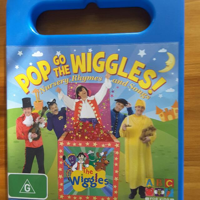 Wiggles Dvd. Pop Goes The Wiggles
