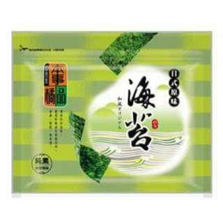 每包69元,本事橘品 日式原味海苔39g